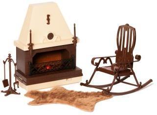 Наб. мебели для каминной комнаты Коллекция