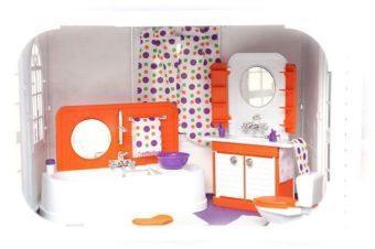 Ванная комната Конфетти цвет в асс-те