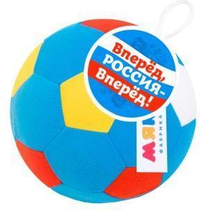 Мякиши Футбольный мяч син-разноцв