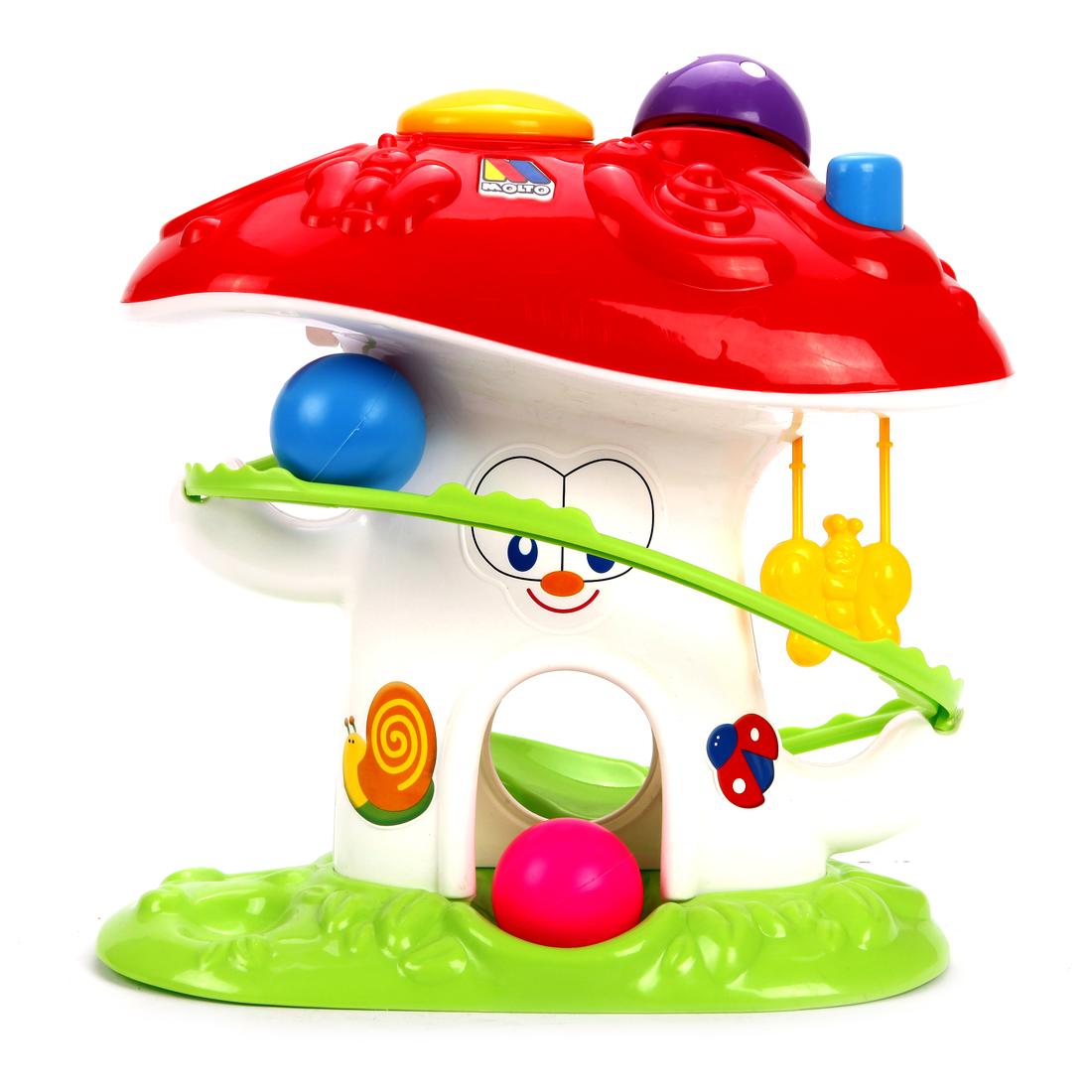 Развивающая игрушка Забавный гриб