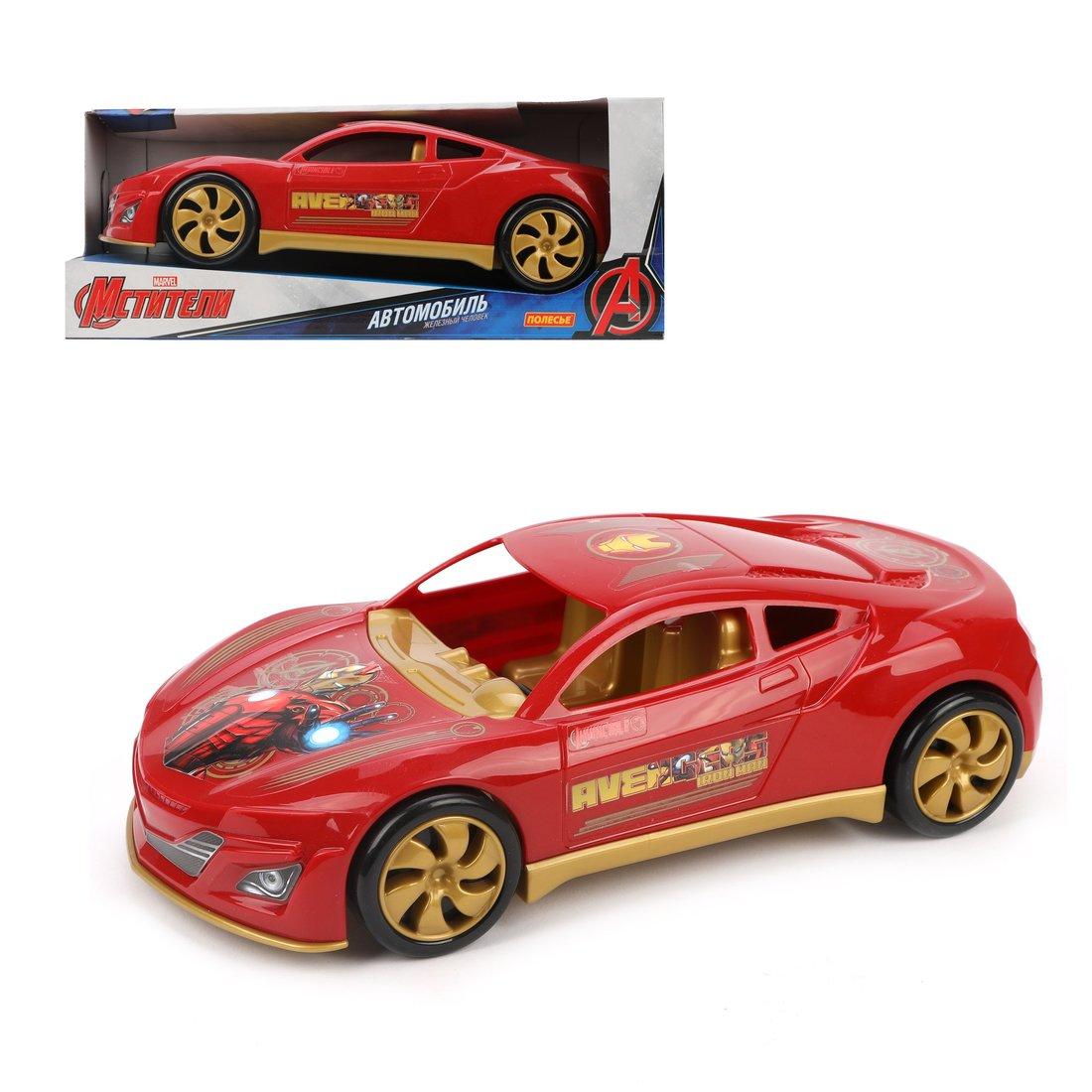 Автомобиль Marvel Мстители. Железный Человек