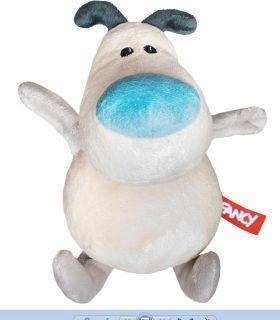 Мягкая игрушка Пес Франк 16 см