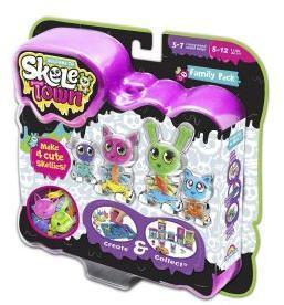 Набор игрушек Скелетаун. Семейный