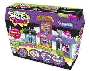 Набор игрушек Скелетаун. Большой город