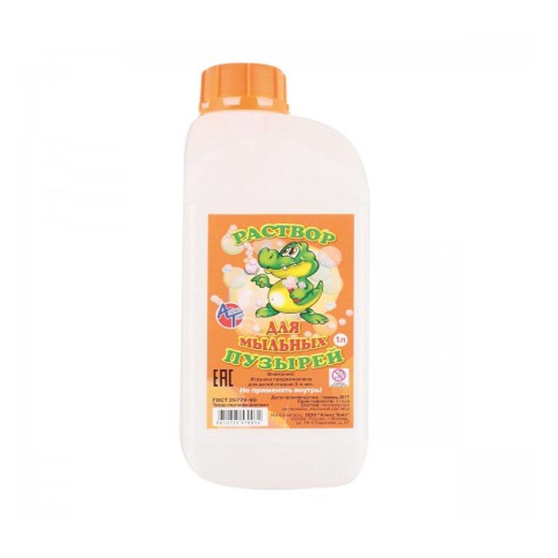 Жидкость для мыльных пузырей (1л)