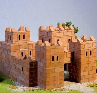 Констр-р керамический Замок 514 дет.