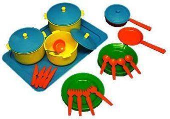 Набор Посуды Хозяюшка