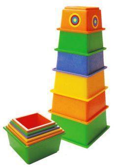 Пирамидка 21см Маяк