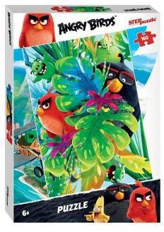 Пазлы 160 Angry Birds