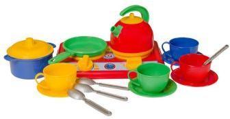 Набор посуды Галинка №5 17 элементов