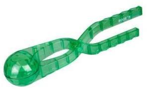 Игрушка для лепки снежков CRYSTAL зеленый