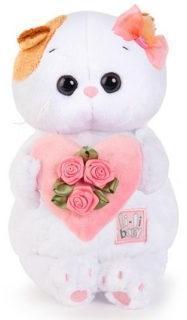 Кошечка Ли-Ли BABY с розовым сердечком 20 см