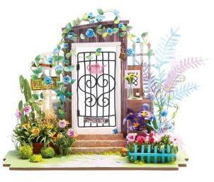 Конст-р интерьерный Калитка в цветах, 90эл, подсветка