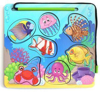 Рыбалка магнитная Океан