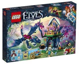 Констр-р LEGO Elves Тайная лечебница Розалин