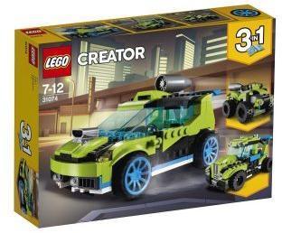 Констр-р LEGOCreatorСуперскоростнойраллийныйавтомобиль