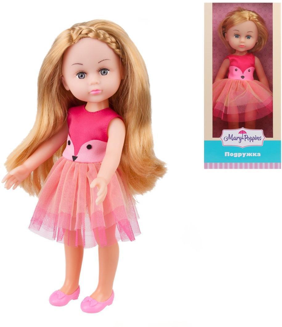 Кукла серии Подружка 31см блонд.