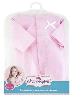 Одежда для куклы 38-43см, Комбинезон стеганый