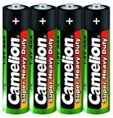 Батар. AAA солевая Camelion (R03P-SP4G, 1.5В) 60шт в блоке