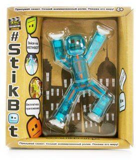 Игрушка фигурка Stikbot в асс-те
