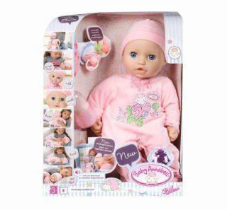 Кукла Baby Annabell многофункциональная, 43 см, кор.