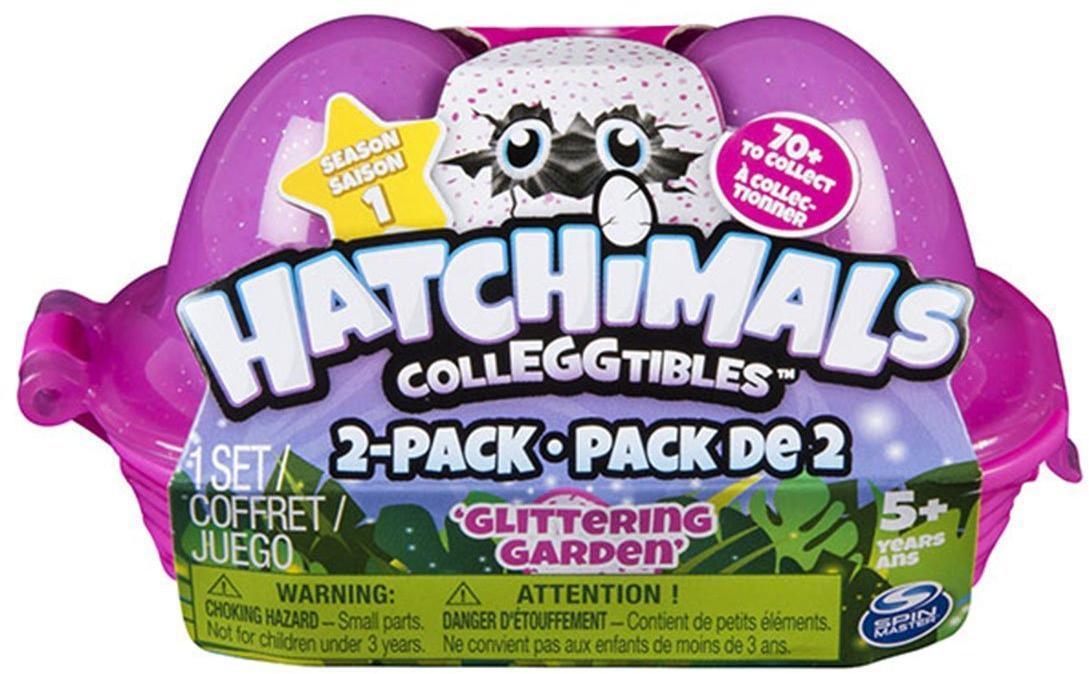 Игрушка Hatchimals коллекционные фигурки 2 штуки в наборе