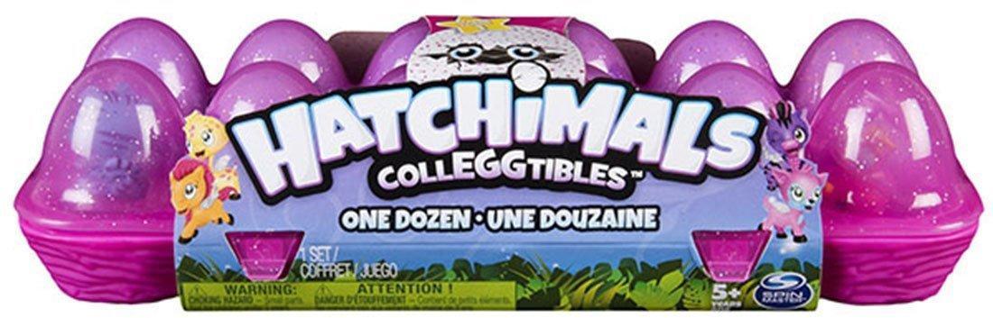 Игрушка Hatchimals коллекционные фигурки 12 штук в наборе