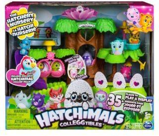 Игр.набор Hatchimals Детский сад для птенцов