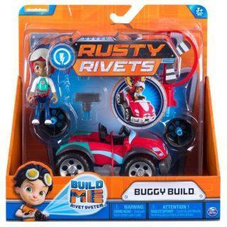 Rusty Rivets построй машину героя, в асс-те