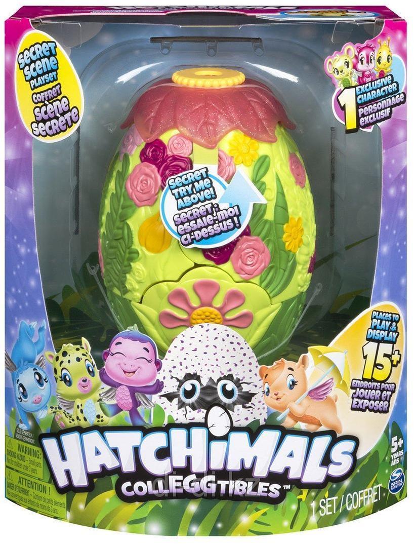 Игр. набор с коллекционными фигурками Hatchimals волшебное превращение