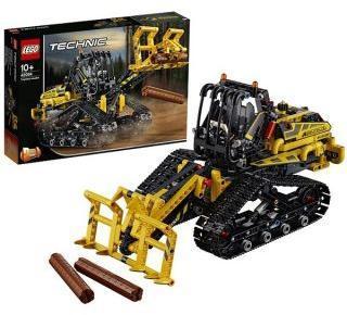 Констр-р LEGO Technic Гусеничный погрузчик