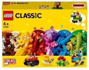 Констр-р LEGO Classic Базовый набор кубиков