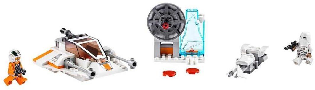 Констр-р LEGO Звездные войны Снежный спидер?