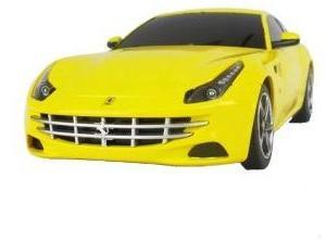 Машина р/у 1:24 Ferrari FF, пластмассовая в асс-те