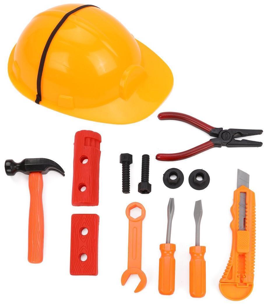 Набор инструментов, предметов 13шт., пакет