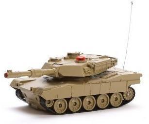 ДЕФЕКТ УПАКОВКИ Танк р/у 1:32 Abrams М1А2 (США)