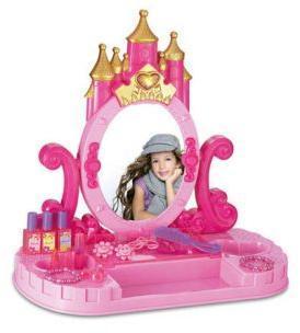 Трюмо Замок принцессы с аксес-ми, свет, звук.