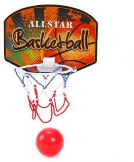 Набор для игры в баскетбол 19х14 см, мяч