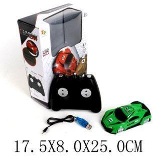 Машина р/у, Стенолаз, 4 канала, свет, USB зу, эл.пит.не вх.в комплект, в ассортименте