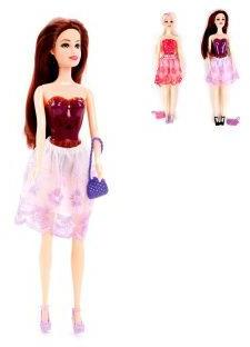 Кукла Валерия 29 см, в ассорт., пакет