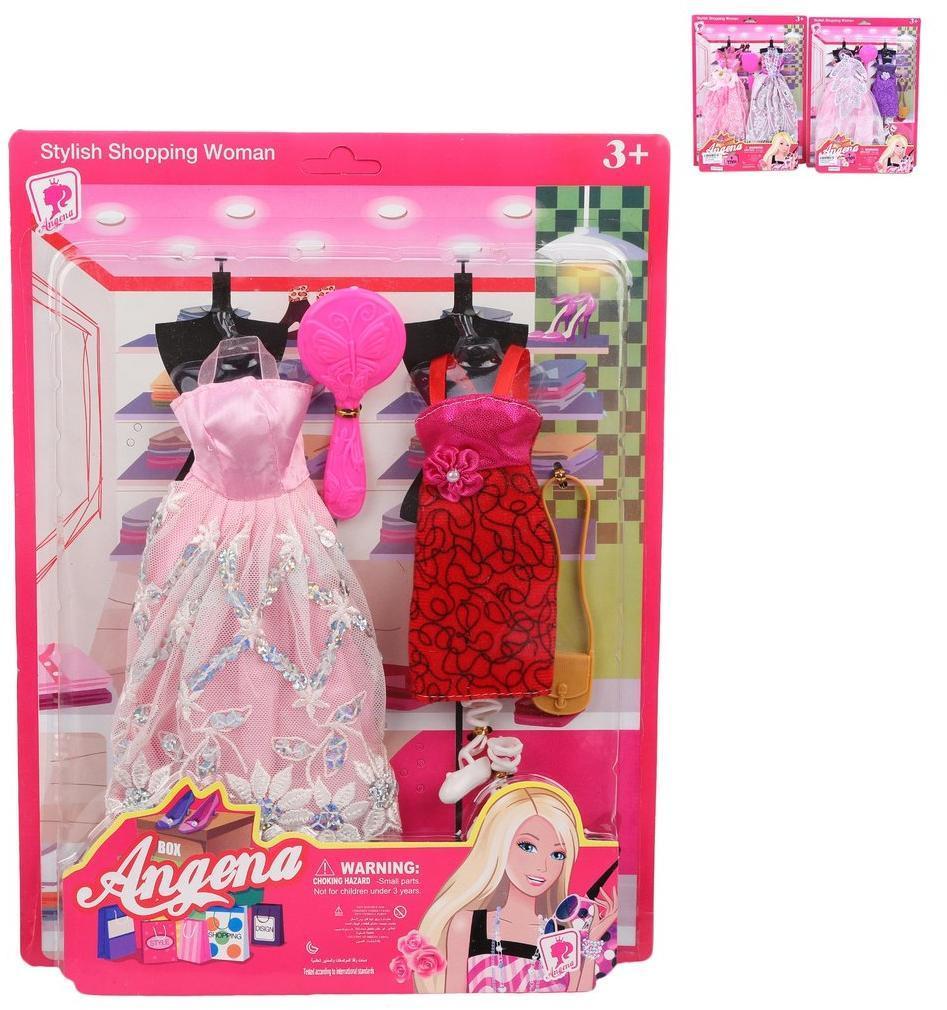 Наряд Бальный для куклы 29 см, предм., в ассорт.
