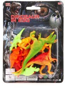 Игр.набор Динозавры, 10шт., 5-14см, блистер, в ассортименте