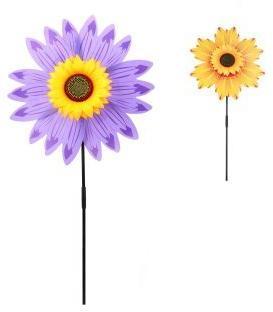 Вертушка Цветочек 72 см, ткань
