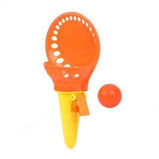 Набор: поймай мячик, ловушка 19 см, мяч