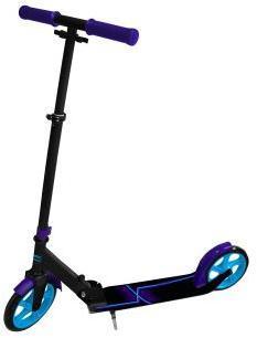 Скутер X-Match Liberty, 200 мм PU, фиолет.
