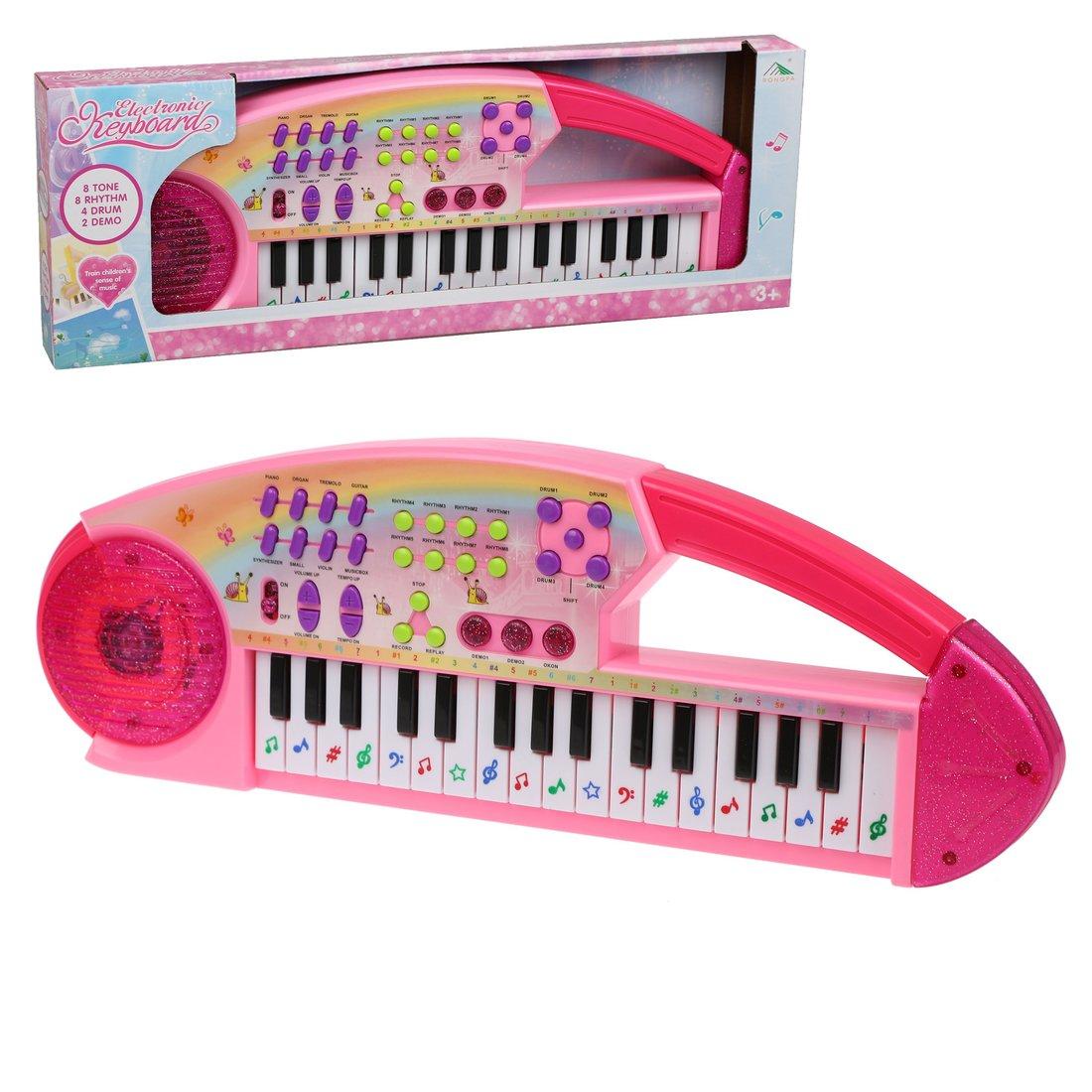 Синтезатор детский 32 кл., запись, эл.пит. АА*3 не вх.в компл.
