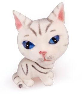 Кошка флок. Полосатик