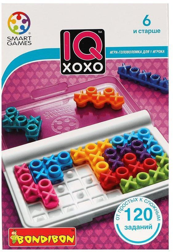 Логическая игра IQ-ХоХо, арт. SG 444 RU.