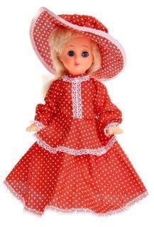 Кукла Ася кор. 35 см в асс.