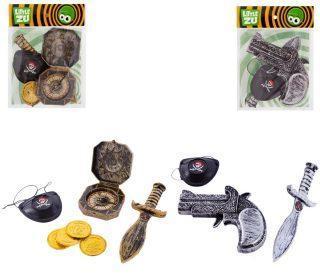 Набор оружия Пираты, в ассорт.
